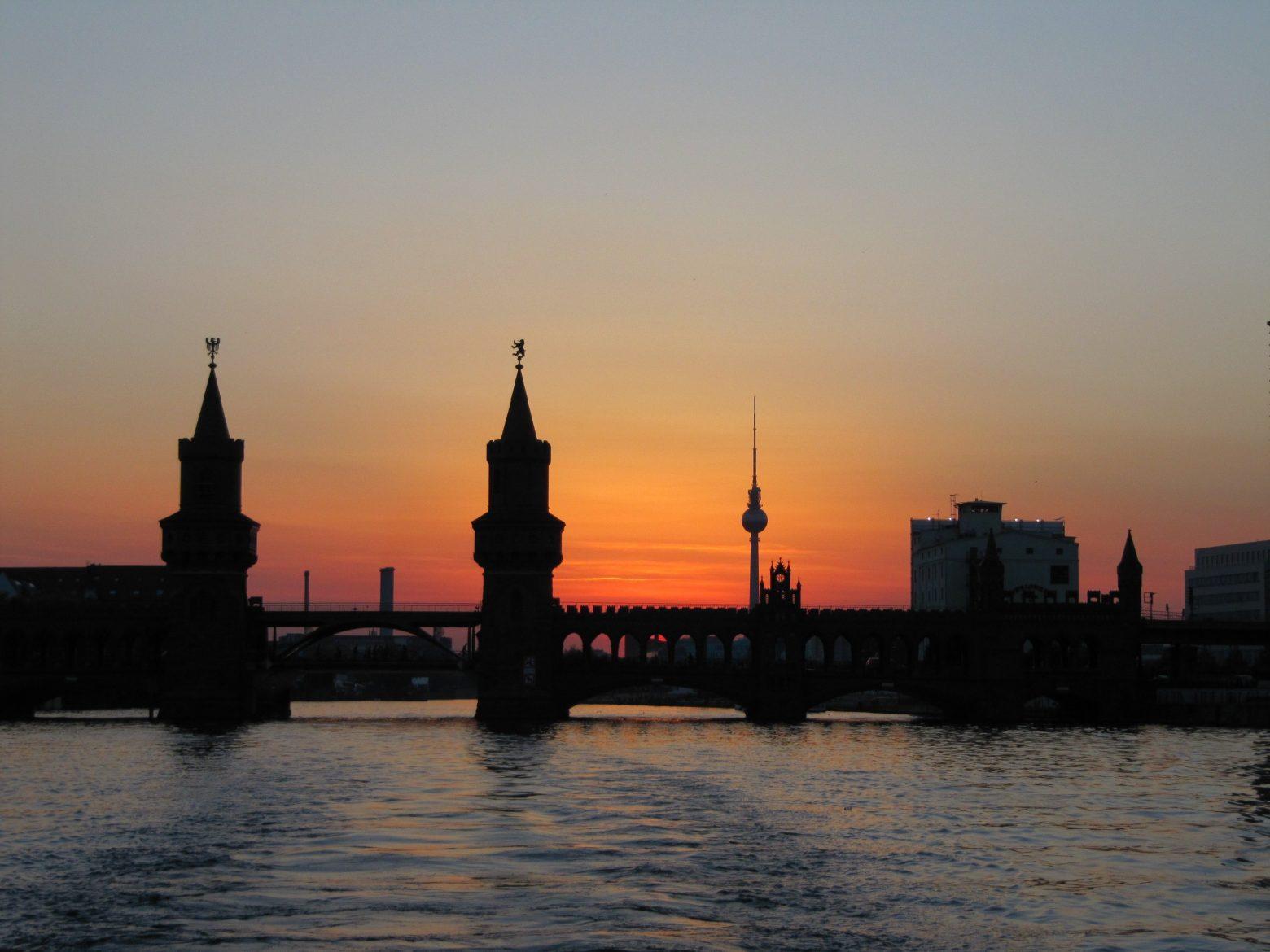 Для чего жить и работать в Берлине/Германии?